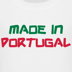 Made in Portugal Camisetas - Camiseta premium adolescente