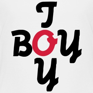 Toy Boy T-shirts - Teenager premium T-shirt