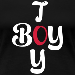 Toy Boy T-shirts - Vrouwen Premium T-shirt