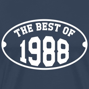 The Best Of 1988 Tee shirts - T-shirt Premium Homme