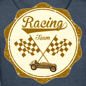 racing team retro