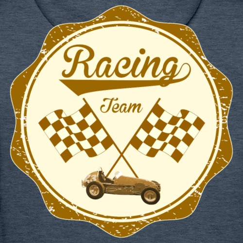 racing team retro