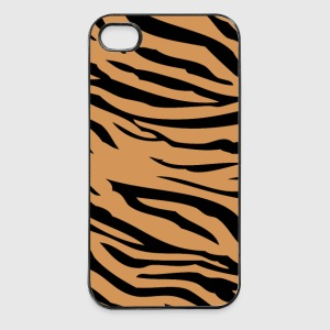 Tiger Stripes Print Phone & Tablet Cases - iPhone 4/4s Hard Case