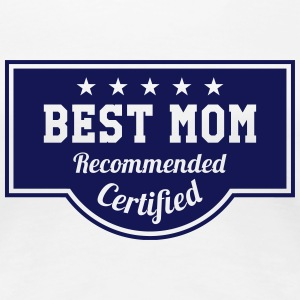 Best Mom T-Shirts - Women's Premium T-Shirt