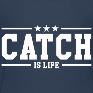 Catch is life ! Skjorter - Premium T-skjorte for barn