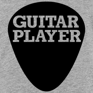 Guitar Player Tee shirts - T-shirt Premium Ado