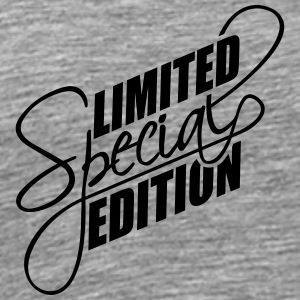 Limited Special Edition Design T-shirts - Herre premium T-shirt