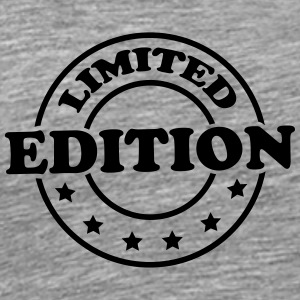 Limited Edition Stamp Design T-skjorter - Premium T-skjorte for menn