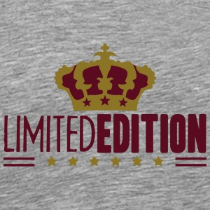 Limited Edition King Crown Stars Logo T-skjorter - Premium T-skjorte for menn