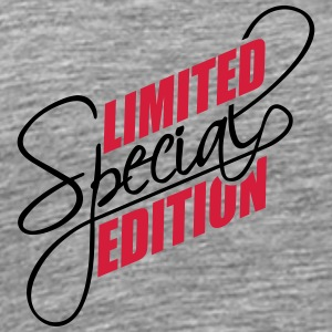 Limited Special Edition Design T-Shirts - Männer Premium T-Shirt