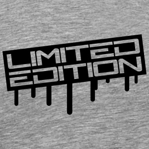Limited Edition Graffiti Logo T-Shirts - Men's Premium T-Shirt