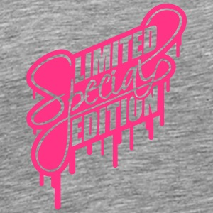 Limited Special Edition Graffiti Design T-shirts - Herre premium T-shirt