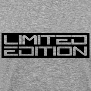 Limited Edition Logo T-skjorter - Premium T-skjorte for menn