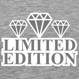 Diamond Limited Edition Design T-skjorter - Premium T-skjorte for menn