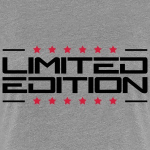 Limited Edition Star Design T-skjorter - Premium T-skjorte for kvinner