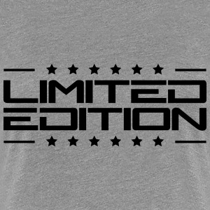 Limited Edition Star Design Camisetas - Camiseta premium mujer