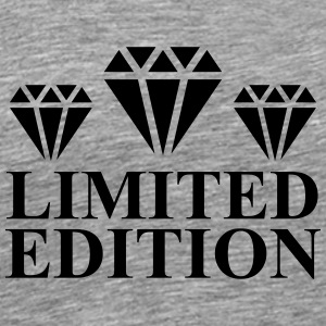 Diamond Limited Edition T-skjorter - Premium T-skjorte for menn