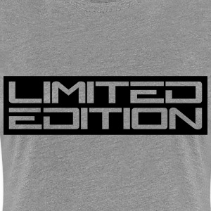 Limited Edition Logo T-Shirts - Women's Premium T-Shirt