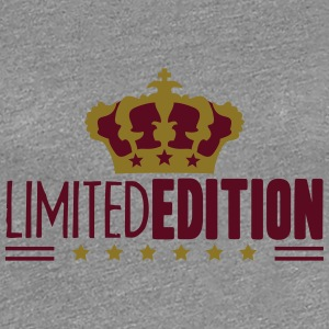 Limited Edition King Crown Stars Logo T-Shirts - Women's Premium T-Shirt