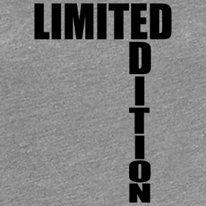 Limited Edition T-shirts - Premium-T-shirt dam