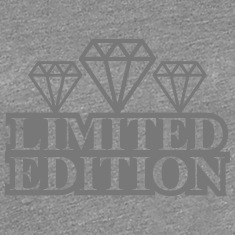Diamond Limited Edition Design Camisetas