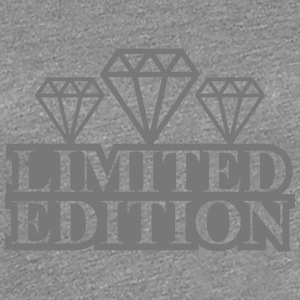 Diamond Limited Edition Design T-shirts - Vrouwen Premium T-shirt