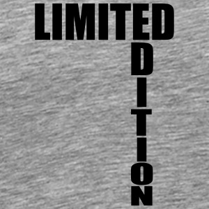Limited Edition T-skjorter - Premium T-skjorte for menn
