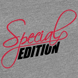 Special Edition Design T-shirts - Dame premium T-shirt