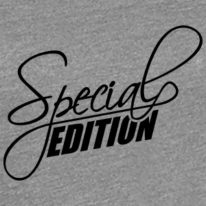 Special Edition Design Tee shirts - T-shirt Premium Femme