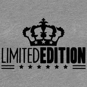 Limited Edition King Crown Stars Logo T-skjorter - Premium T-skjorte for kvinner