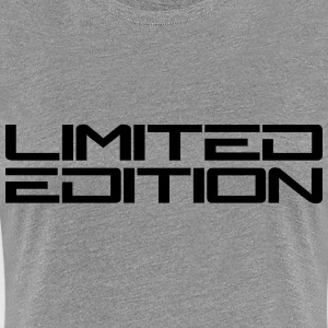 Limited Edition Design T-Shirts - Women's Premium T-Shirt