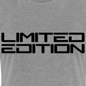Limited Edition Design T-skjorter - Premium T-skjorte for kvinner