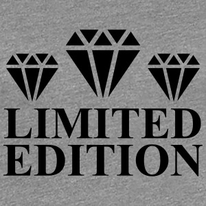 Diamond Limited Edition T-shirts - Vrouwen Premium T-shirt