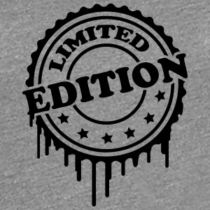 Limited Edition Graffiti T-skjorter - Premium T-skjorte for kvinner