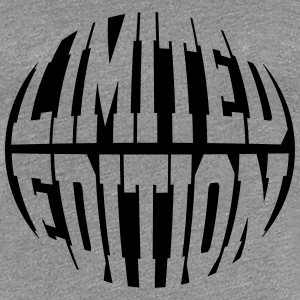 Limited Edition Ball Logo T-skjorter - Premium T-skjorte for kvinner