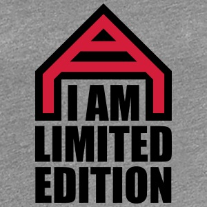 I Am Limited Edition Logo T-Shirts - Women's Premium T-Shirt
