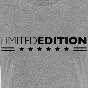 Cool Star Limited Edition Design Camisetas - Camiseta premium mujer