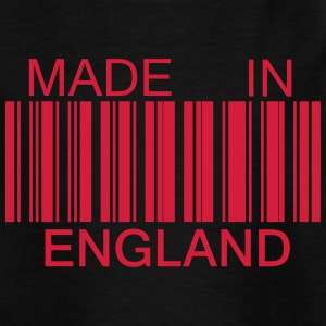 Made in England Tee shirts - T-shirt Enfant