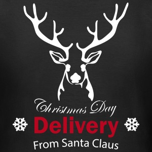 Christmas Day Delivery From Santa Claus T-Shirts - Frauen T-Shirt