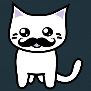 Kawaii Kitteh like a Sir! T-Shirts - Männer T-Shirt