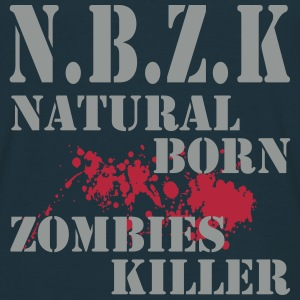 Natural Born Zombies Killer Tee shirts - T-shirt Homme
