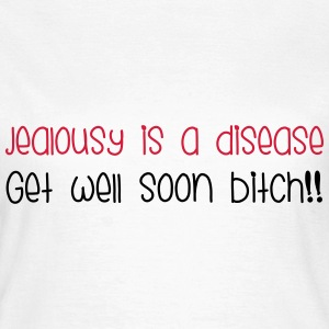 Jealousy T-Shirts - Women's T-Shirt