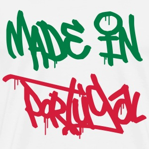 Made in Portugal T-shirts - Premium-T-shirt herr