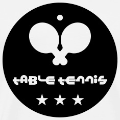 Table Tennis T-Shirts