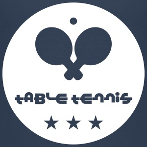 Table Tennis Camisetas - Camiseta premium adolescente