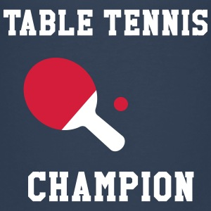 Table Tennis Champion Tee shirts - T-shirt Premium Ado