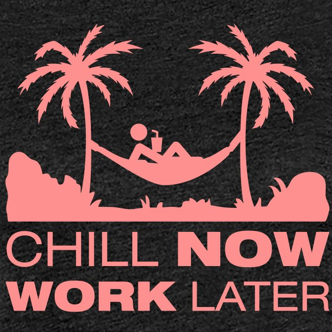 Yvo Chill Out Womens T-Shirt