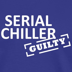 serial chiller guilty T-Shirts - Männer Premium T-Shirt
