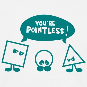 Pointless T-Shirts - Men's T-Shirt