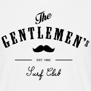THE_GENTLEMAN_black.png Camisetas - Camiseta hombre